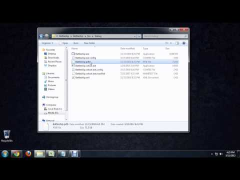 What Is a PDB File in Windows? : Tech Niche