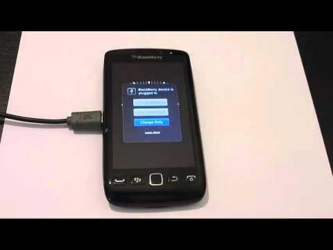 BlackBerry 9860 (Torch) Unlock Tutorial