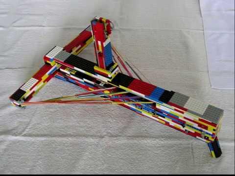 LEGO SEMI AUTOMATIC CROSSBOW 8-SHOT