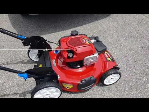 Toro Recycler SmartStow 22in Lawn Mower 2018 / 2019 Model
