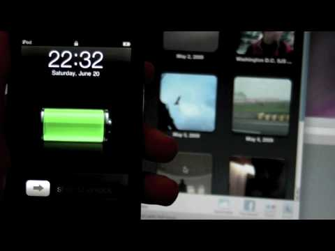 How to Jail Break 3.0 iPod Touch