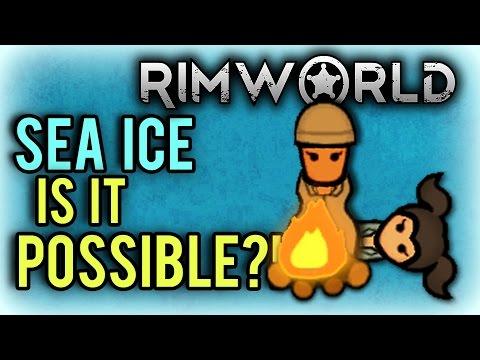 RimWorld Alpha 16 | Sea Ice Biome - Is it Possible?