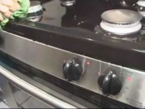 Gas Range Burners Make Clicking Noise