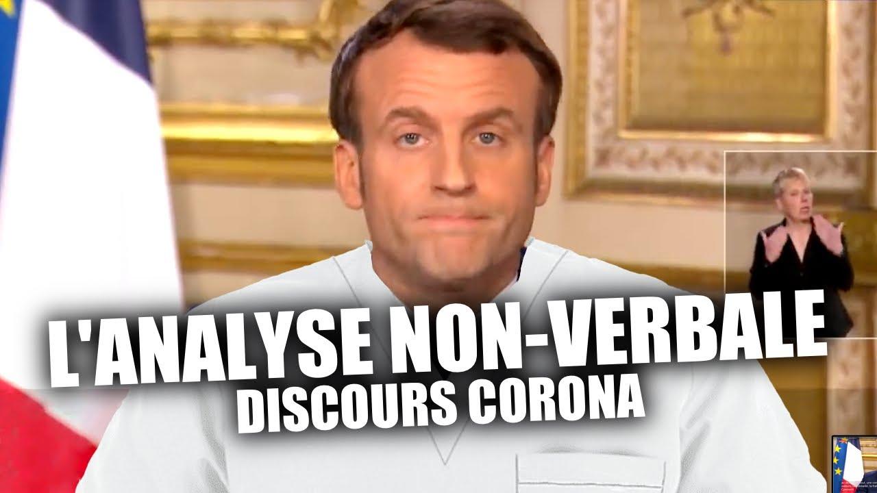 Discours Corona : Je décrypte la gestuelle d'Emmanuel Macron - Analyse  #13