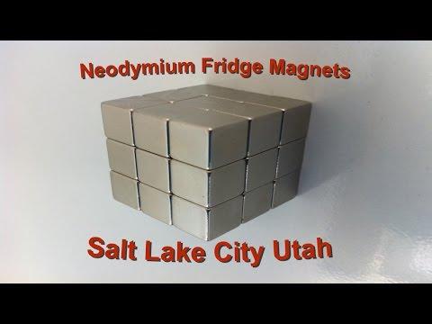 Buy Neodymium Magnets in Salt Lake City Utah
