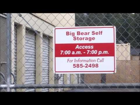 Erndogs Drive to Big Bear
