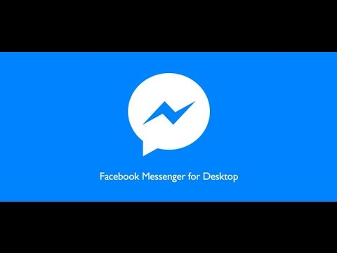 Download facebook Messenger for Desktop and laptop 2015