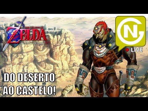 Em busca de justiça, rumo ao final | Zelda: Ocarina of Time 3D #6 Final