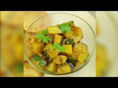 How To Make Kaddu Ki Sabzi at Home | Homemade Kaddu Ki Sabzi Recipe | Easy Veg Recipe