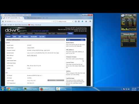 Firmware comparison: Cisco E2000 who's faster on the WAN port?