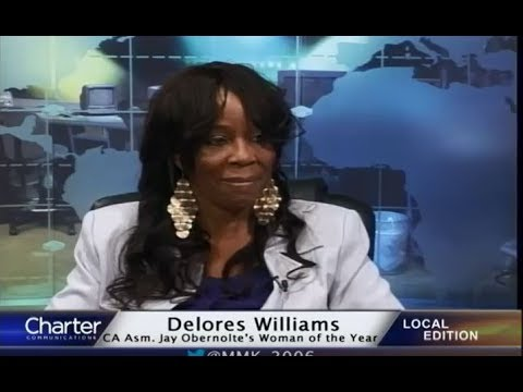 Charter Local Edition with CA Assemblyman Jay Obernolte's Woman of the Year Delores Williams