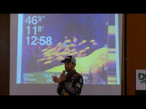 Sonar/ GPS Electronics Class Preview with OTT DEFOE on Bass U TV