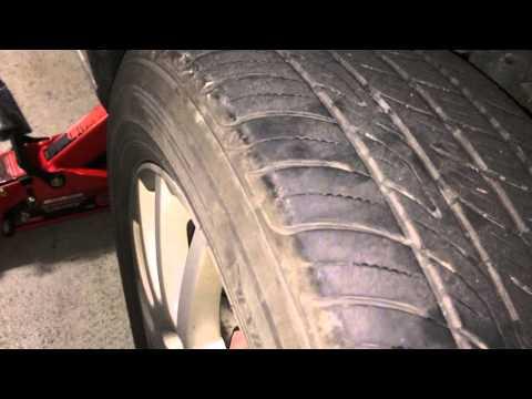 Mk4 VW Golf Bad Wheel Bearing