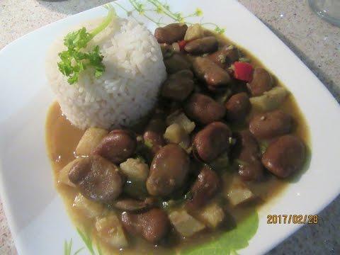 Vegetarian Fava Bean