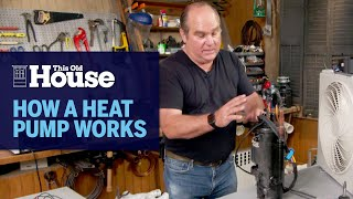 How a Heat Pump Works | This Old House