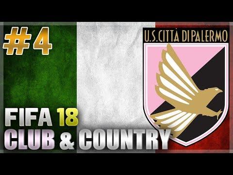 FIFA 18 | CLUB & COUNTRY | #4 | THE ITALIAN JOB