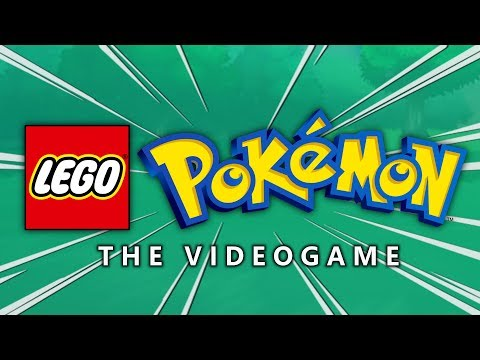 The LEGO Pokémon Videogame!