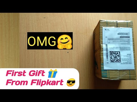 First Gift From Flipkart What inside The Box 🤔 | Tech 4 You |