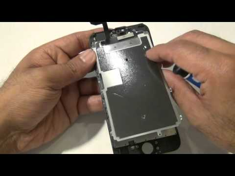 iPhone 6S Touch Screen Glass Digitizer & LCD Display Repair Replacement Guide