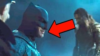 JUSTICE LEAGUE Trailer 2 Breakdown - Everything You Missed (Robin Easter Egg Explained!)