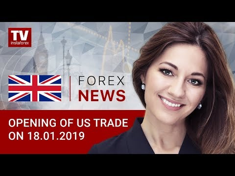 18.01.2019е: Traders in wait-and-see mood: EUR/USD, USDX, USD/CAD