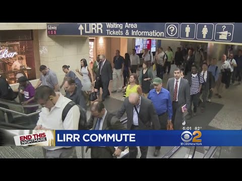 Long Island Commuters Look For Different Ways To Get Home