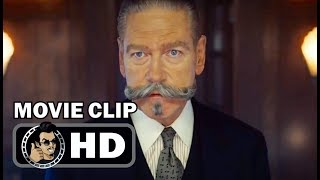 MURDER ON THE ORIENT EXPRESS Movie Clip - If There Was a Murder (2017) Kenneth Branagh Mystery HD