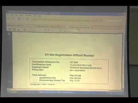 httprtvm.gov.ph - Launching of the Enhanced Business Name Registration System (EBNRS).mp4