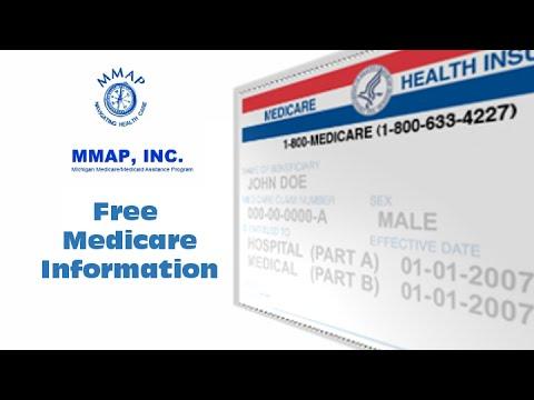 Free Medicare Information – Michigan Medicare Assistance Program (MMAP)