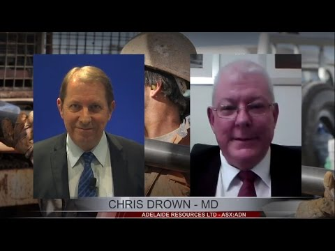 Adelaide Resources (ASX:ADN) MD Chris Drown Speaks with ABN Newswire on the Barnes Gold Deposit