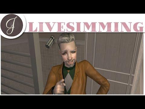 Sims 2 Gameplay  ▶Patron Livesimming◀  Ultimate Collection ~ Custom Neighborhood ~ 2018-05-10