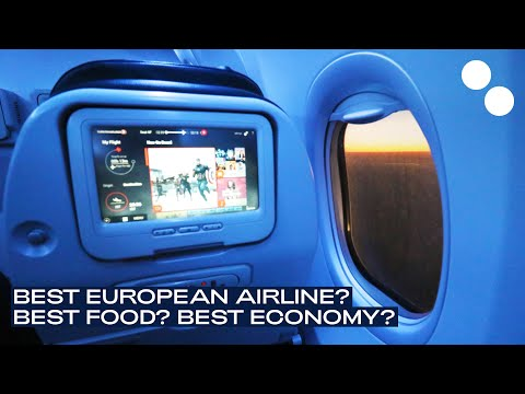 TURKISH AIRLINES B737-800 NEW ECONOMY  LUXEMBOURG - ISTANBUL
