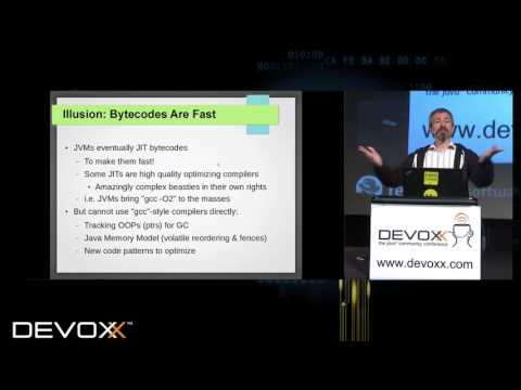 A JVM Does That??? by Dr Cliff Click