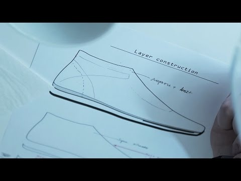 Making our own shoe - FIRST SKETCHES