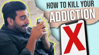 Kill Your Cell Phone Addiction in 2 Easy Steps.