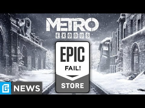 Metro Exodus Is A DISASTER! Publisher Apologizes. Fixes NOTHING!