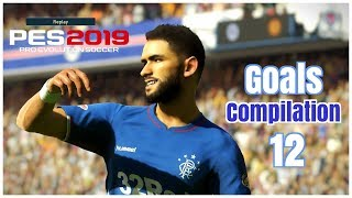 Pes 2019 - Goals & New Animations - Compilation #6 - PS4