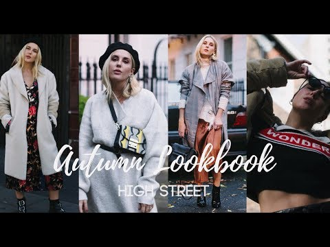 AUTUMN STYLE HAUL HIGH STREET LOOKBOOK || STYLE LOBSTER