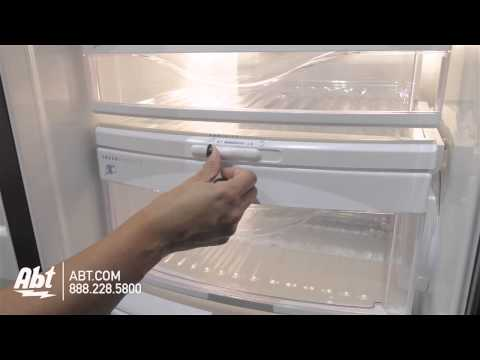 GE Profile Side By Side Refrigerator PZS25KSESS Overview