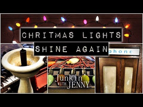 Christmas Lights Shine Again   DIY & Home Improvement Podcast
