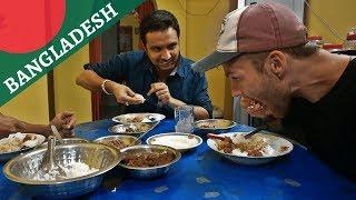 TOURIST EATS BANGLADESH FOOD