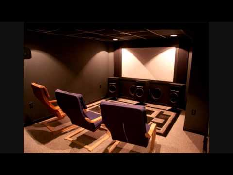 Home Theater build