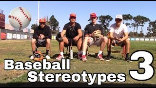Baseball Stereotypes 3   High School Edition