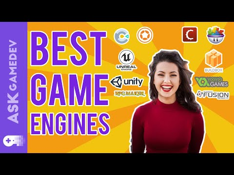 Best Game Engines in 2018