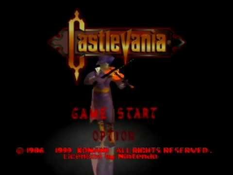 Castlevania 64 - Intro Video