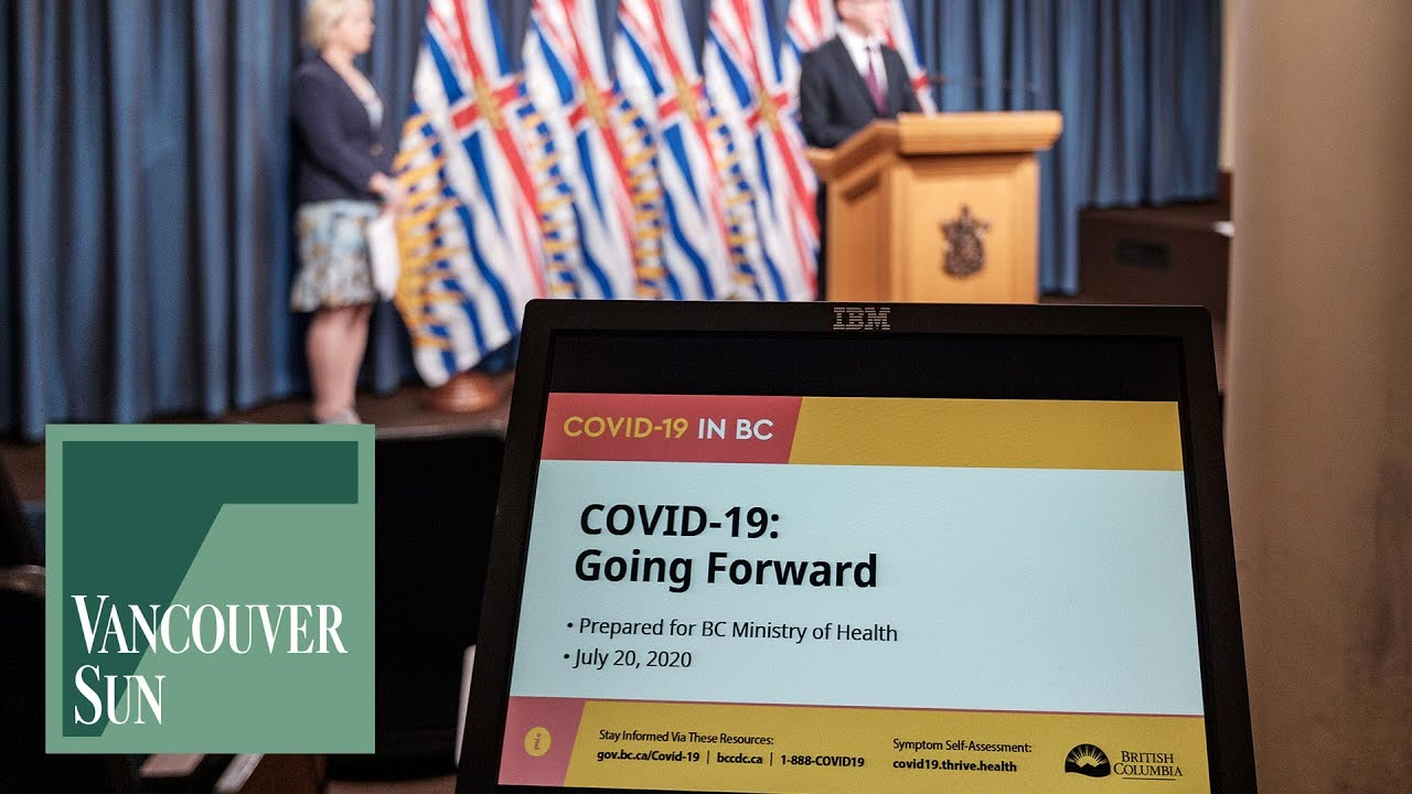 COVID-19: Dr. Bonnie Henry gives snapshot of the spread of coronavirus in B.C. | Vancouver Sun