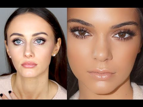 Kendall Jenner Inspired Makeup | UD Smokey