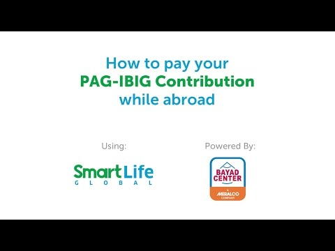 How to Pay Pag-Ibig using the SmartLife Global App