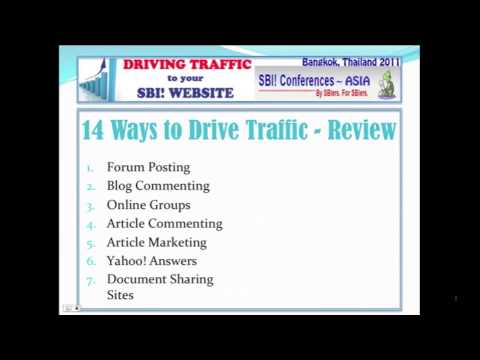 Best Free Ways to Drive Traffic to Your Site