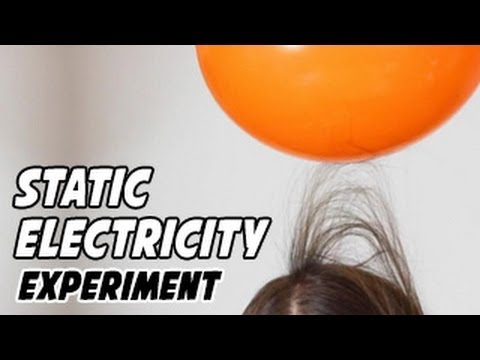 Static Electricity Experiments